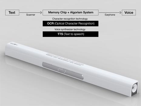 voice_stick3 Un scanner-lecteur pour aveugles