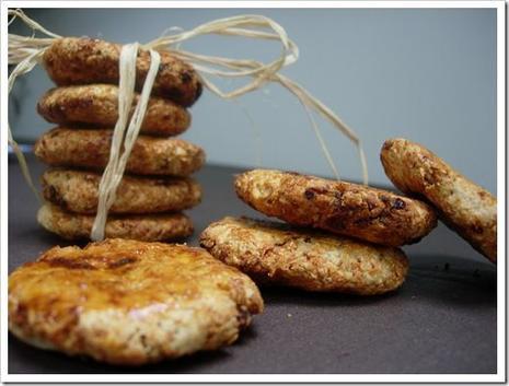 biscuits santé; coco,cranberries,amande et tonka (2)
