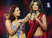 Shilpa Shetty saree