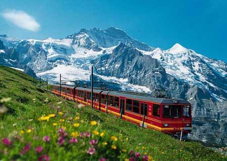 petit train montagne