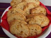 Biscuits écorces d'orange