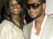 Usher quitte femme enceinte