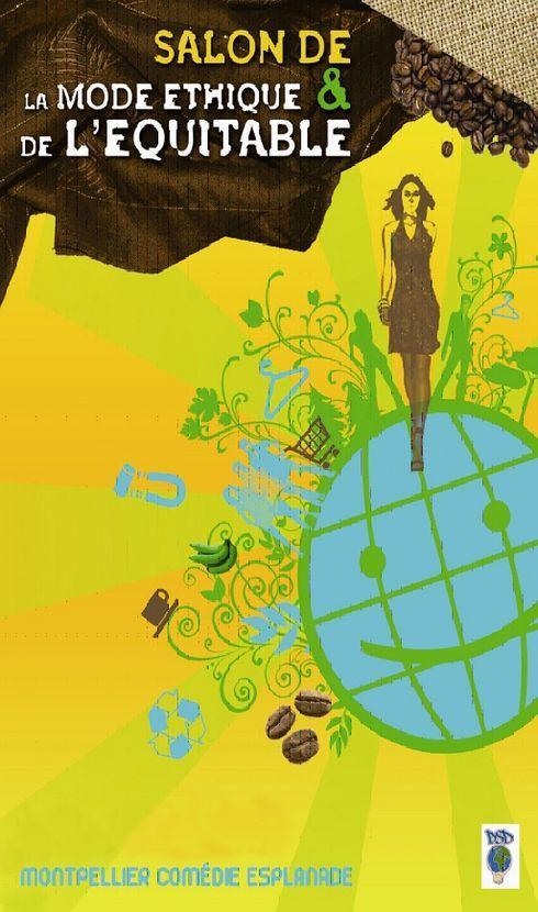 Montpellier salon de l ethique et de l equitable paperblog for Salon ce montpellier