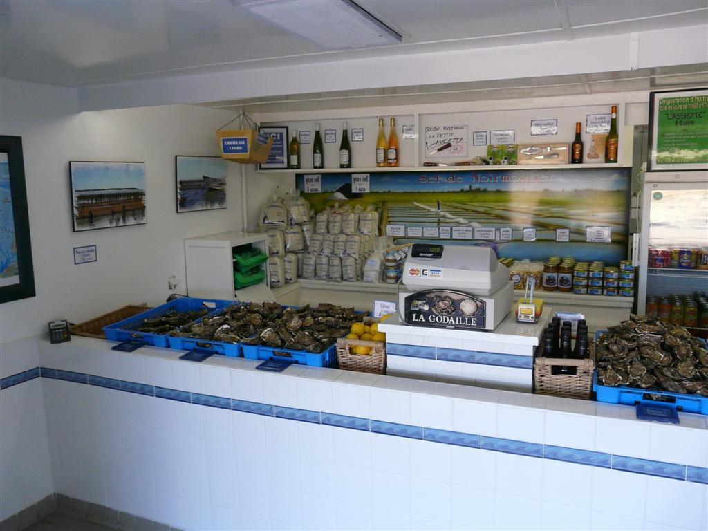 Coquillages et crustaces
