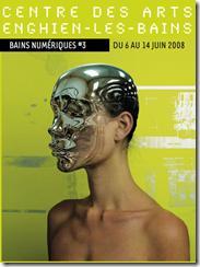 Affiche des Nuits Numériques d'Enghien les Bains