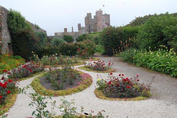 Castle of Mey (vendredi 25.7, matin)