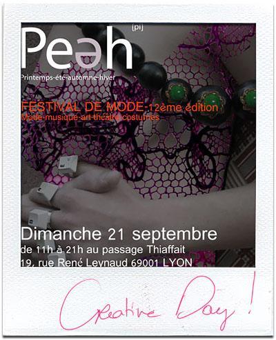 Peah Edition Automne 2008