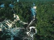 chutes Kongou Gabon menacées barrage