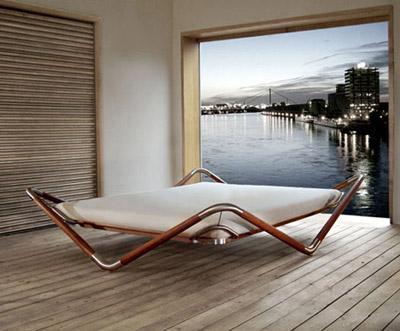 lit suspendu design voir. Black Bedroom Furniture Sets. Home Design Ideas