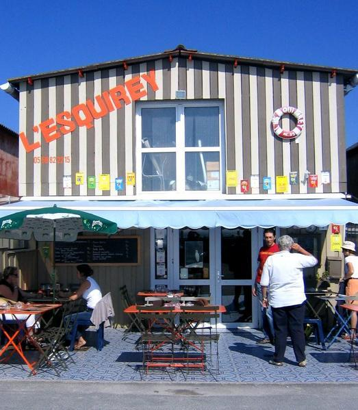 Restaurant Au Port D Andernos