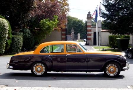 Une Bentley Veuve Clicquot 231 A Vous Tente 192 D 233 Couvrir