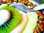 flottante croustillante kiwi