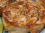 Mhanchettes poulet/béchame
