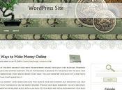 Thème WordPress dyne restons pendant krach boursier