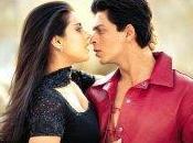 Shahrukh Khan Kajol ensemble dans Bana Jodi
