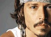 Johnny Depp dans Lone Ranger Pirates Caraïbes