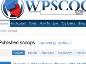 WpScoop autre digg like dedie Wordpress