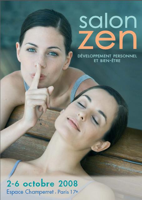 Bien tre au salon zen du 2 au 6 octobre paris paperblog for Salon zen champerret