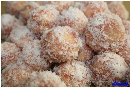 special ramadan boules de neige double