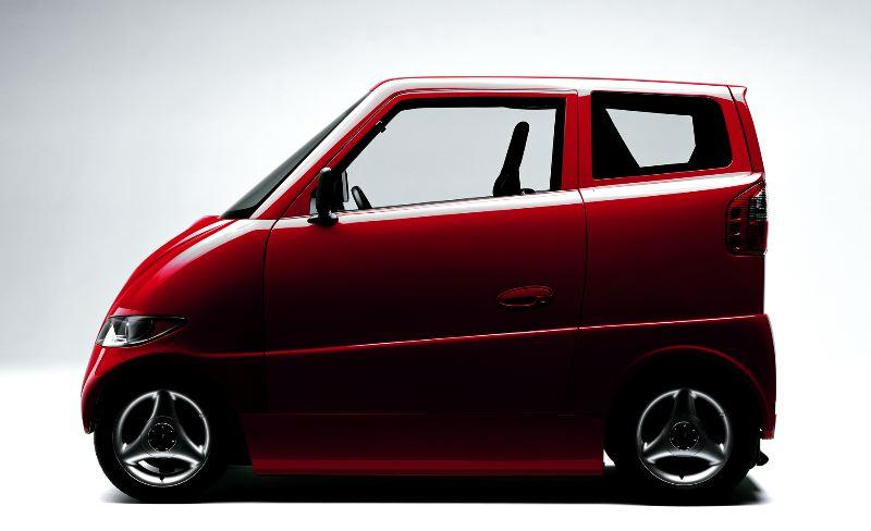 tango t600 impressionnant mini voiture paperblog. Black Bedroom Furniture Sets. Home Design Ideas