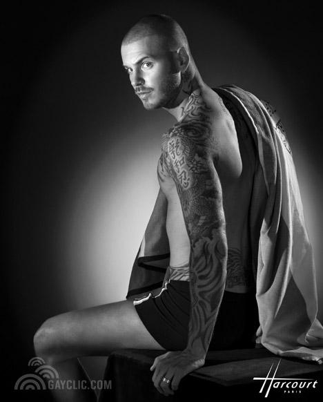M Pokora Harcout HOM Sidaction