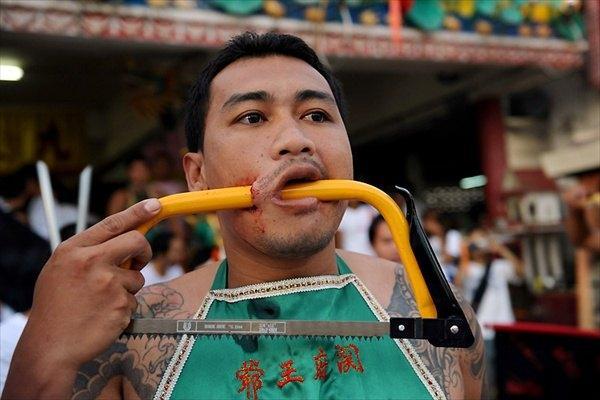 Festival végétarien de Phuket 2009