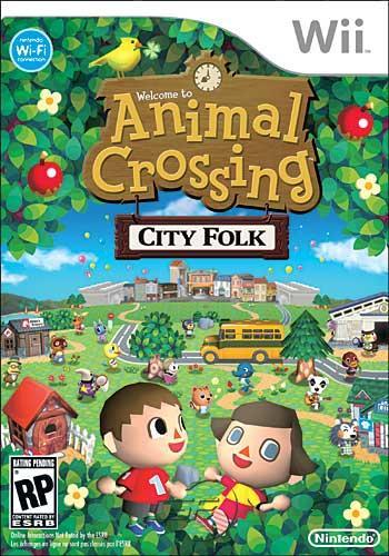 Une date pour Animal crossing et le Wii Speak