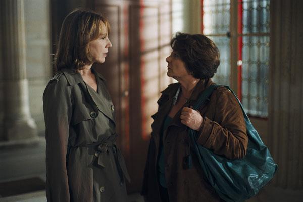 Nathalie Baye et Josiane Balasko. Gaumont Distribution