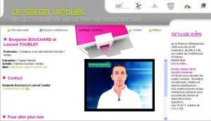 Captain-Market - Salon virtuel de la création d'entreprise