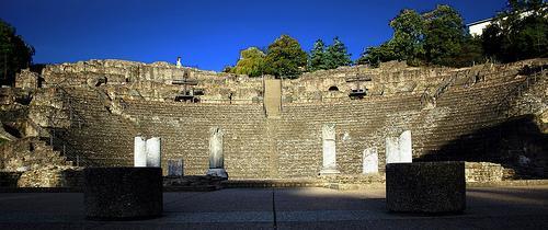 Amphithéatre romain