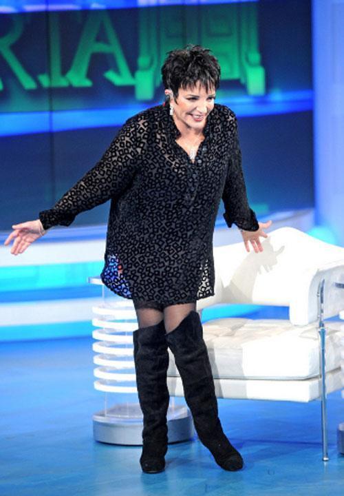Liza Minnelli, plus jeune que jamais