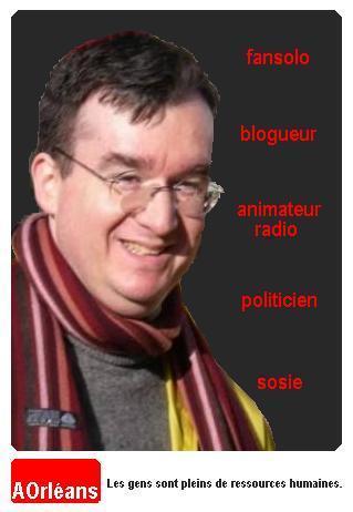 Fansolo, LE blogueur orléanais