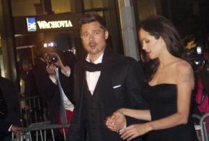Angelina Jolie et Bard Pitt : l'escapade new yorkaise est terminée