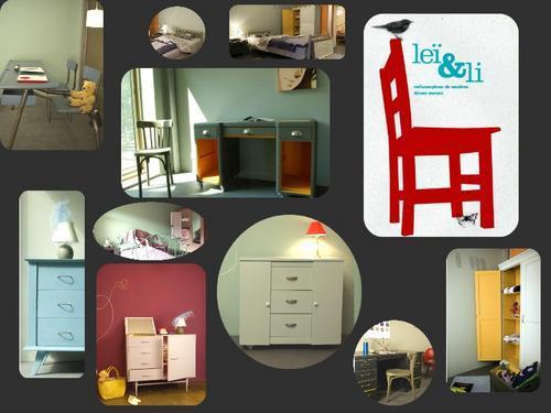 Rénovation des meubles chinés