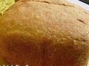 Pain pomme, raisins secs noix coco