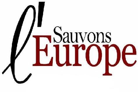 Sauvons l'Europe et le Mouvement européen