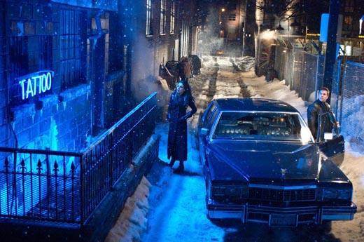De nouvelles images de Max Payne avec Olga Kurylenko et Nelly Furtado