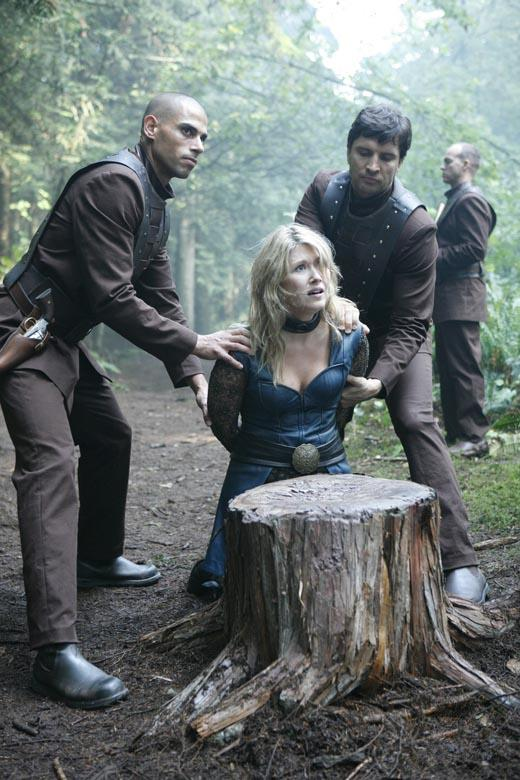 Stargate Atlantis : photos de l'épisode 5.18 - Identity
