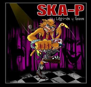 Le nouvel album explosif de Ska-P !