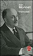 Jean Monnet, Mémoires