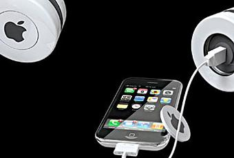 l iyo chargeur magnetique pour l iphone d couvrir. Black Bedroom Furniture Sets. Home Design Ideas