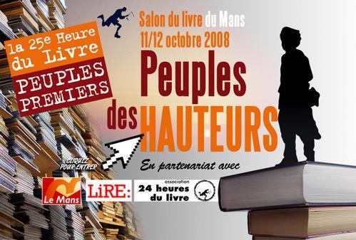 Salon du livre au mans ce week end personnes - Salon du livre le mans ...