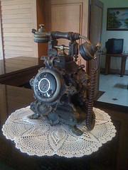 pre-97 crash thai steampunk telephone