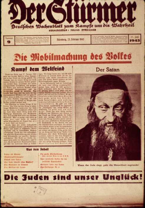 La crise économique réveille la rage antisémite
