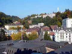 Rue de l'Industrie - Quartier du Vallon