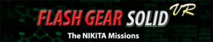 Metal Gear Solid en Flash ! Impressionnant et fun