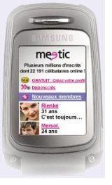 meetic rencontres et services mobiles