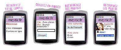 meetic rencontres et meeticMobile