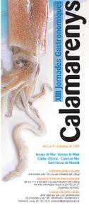 XIII Jornades Gastronòmiques Calamarenys