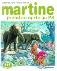 Martine prend sa carte du PS